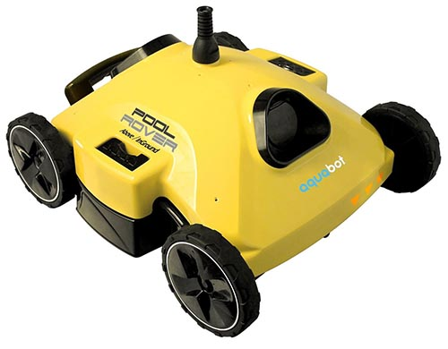 10. Pool Rover S2-50 Robotic Pool Cleaner