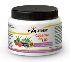 Isagenix Cleanse for Life Rich Berry Powder