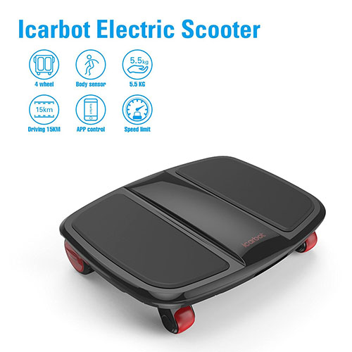 4. F-Wheel Icarbot Self Balance Board