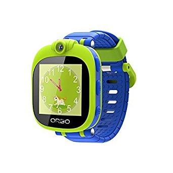 2. Orbo Kids Smartwatch with Rotating Camera