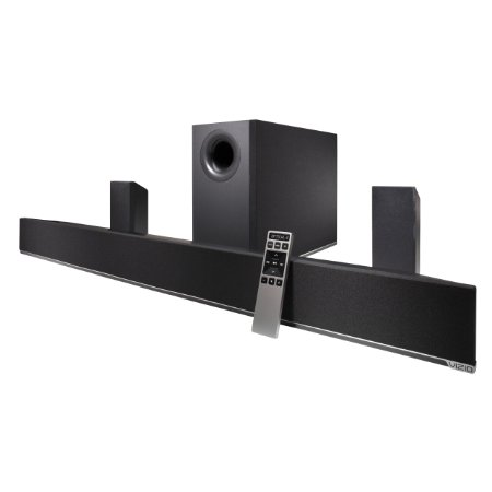 4. VIZIO S4251w-B4 42-inch 5.1 Channel Sound Bar