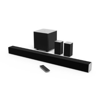 2. VIZIO SB3851-C0 38-Inch 5.1 Channel Sound Bar