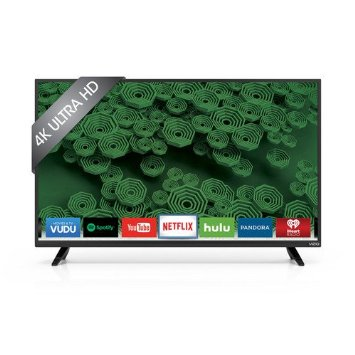 10. VIZIO D40u-D1 40-inch 4k Ultra HD Smart LED TV