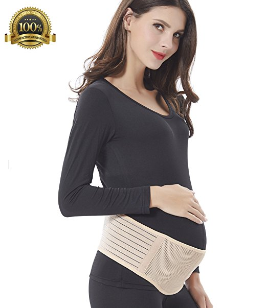 2. Top Recommended Maternity Belt - Babo Care Breathable Lower Back and Pelvic Support