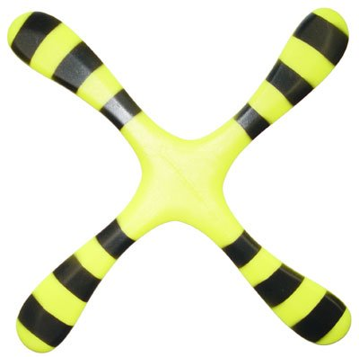 4. Bumblebee precision boomerang- easy returning boomerangs