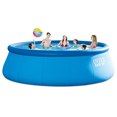 4. Intex 15ft X 48in Easy Set Pool Set