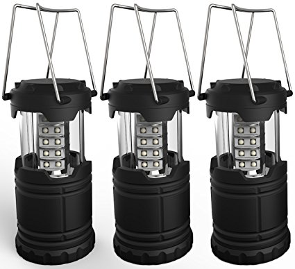 3. Lemontec Portable LED Camping Lantern