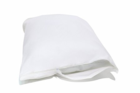 2. Allersoft Cotton Pillow Protector