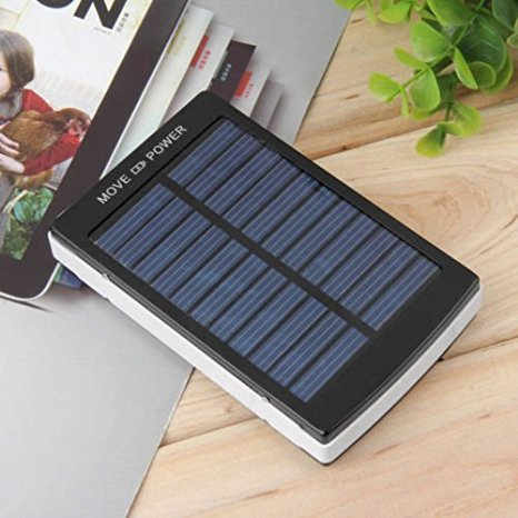 7. Generic 50000mah Portable Solar Battery Charger Power Bank