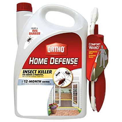 7. Ortho home defense MAX insect killer.
