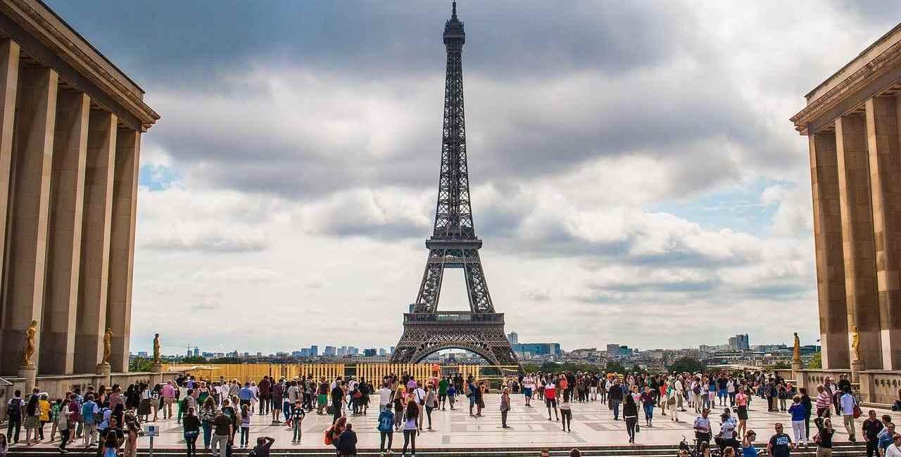 Como chegar a Torre Eiffel