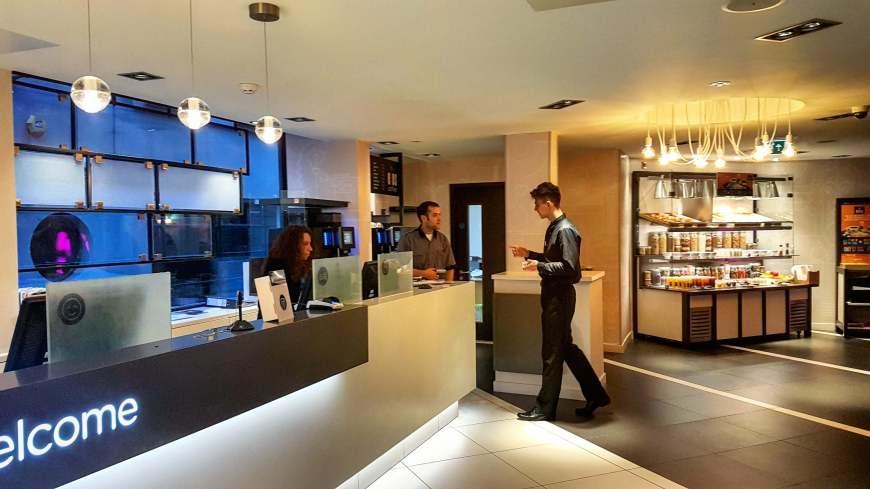 Hotéis em Londres - Point.a Hotels