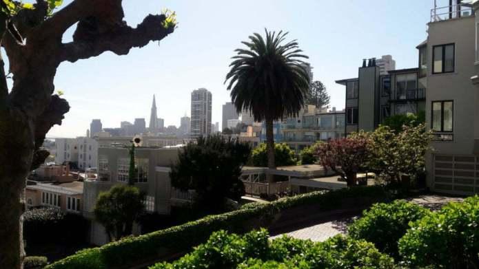 O que fazer em São Francisco - Lombard Street