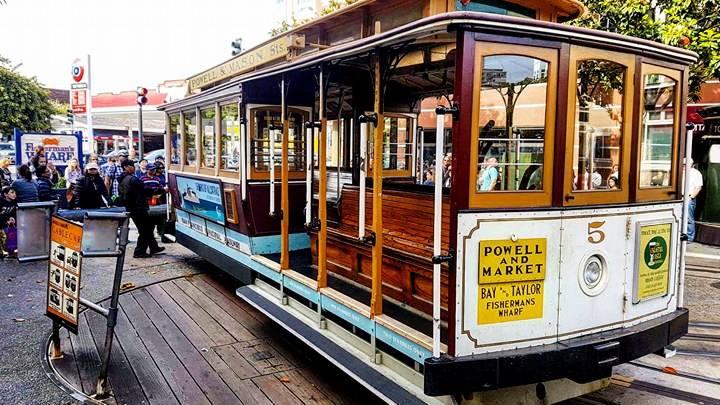 O que fazer em São Francisco - Cable Car