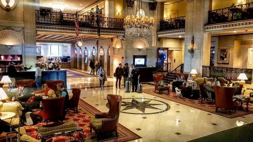 Hotéis em Nova York - The Roosevelt