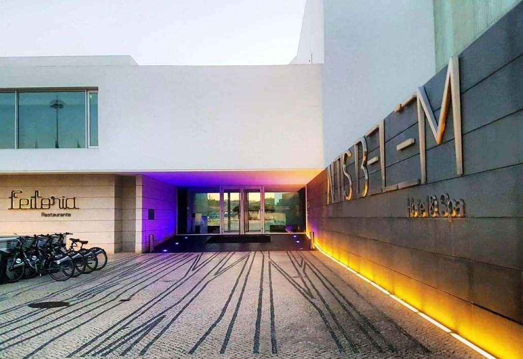 Altis Belém - Entrada