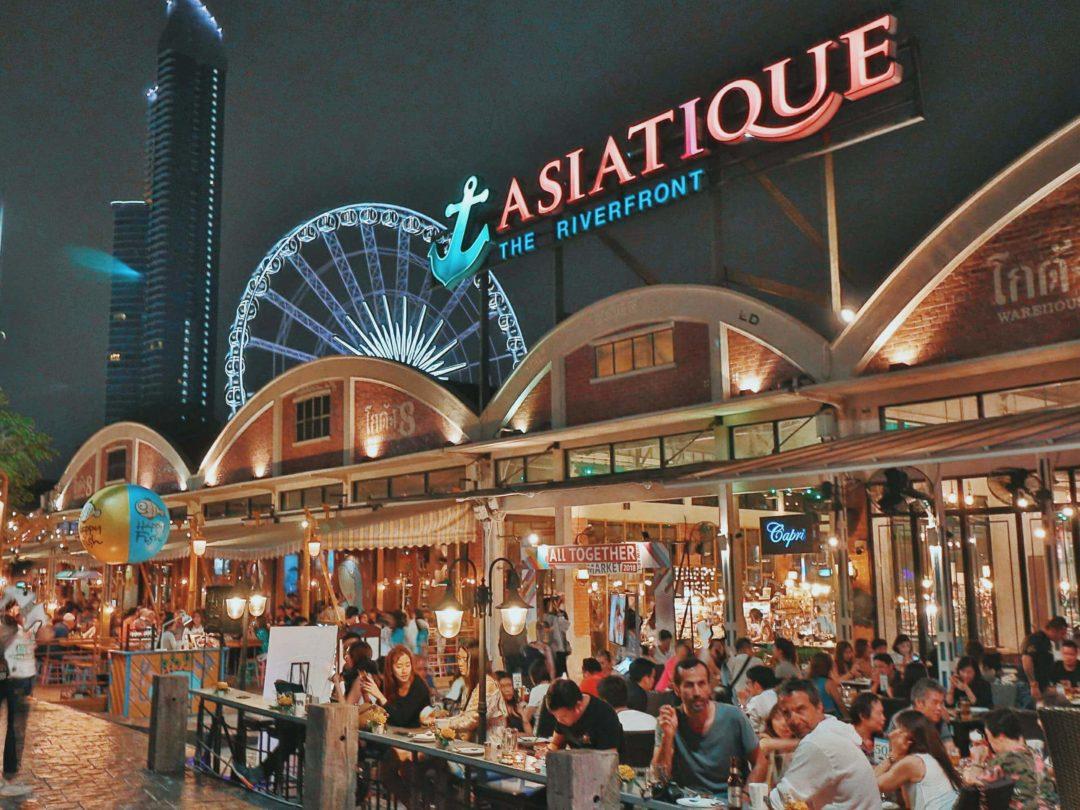 O melhor de Bangkok - Asiatic