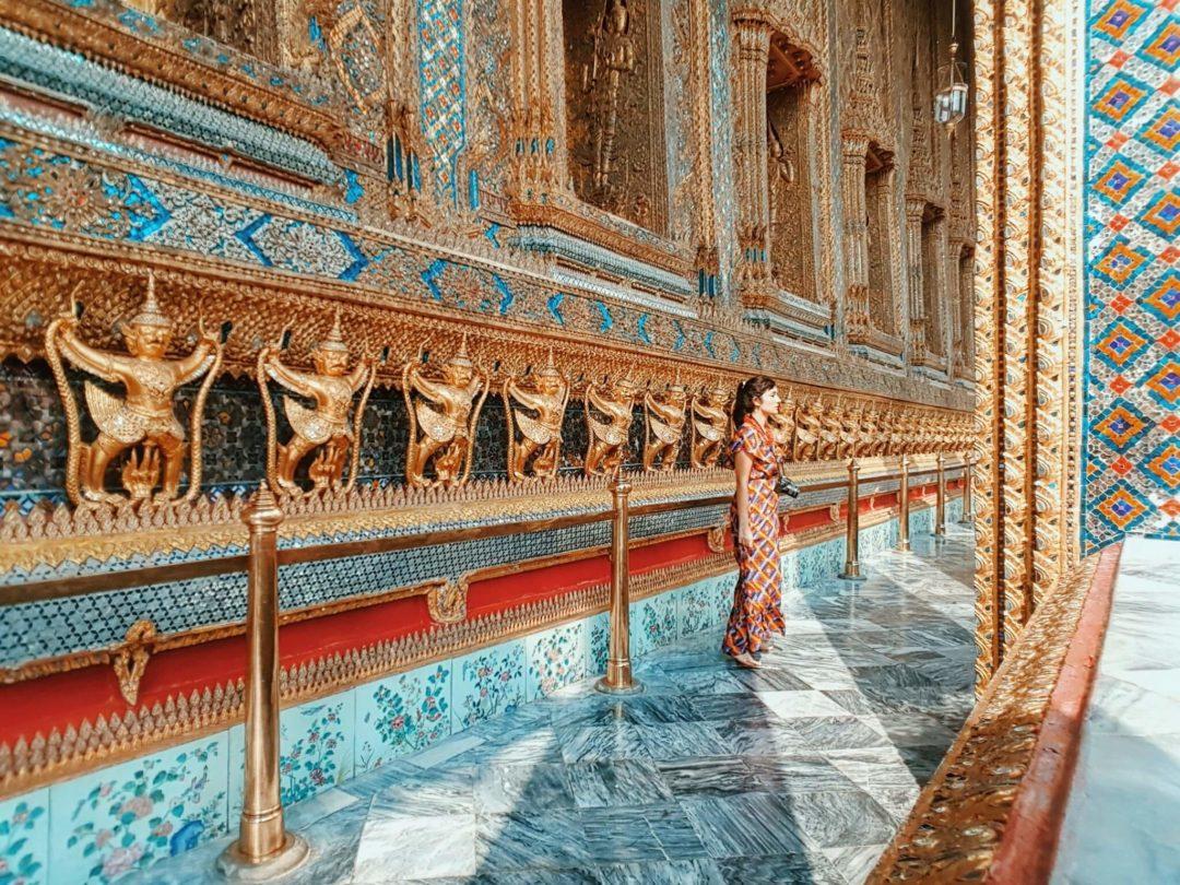 O melhor de Bangkok, a capital tailandesa