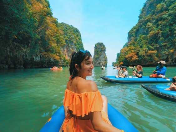 Chip Internacional na Tailândia