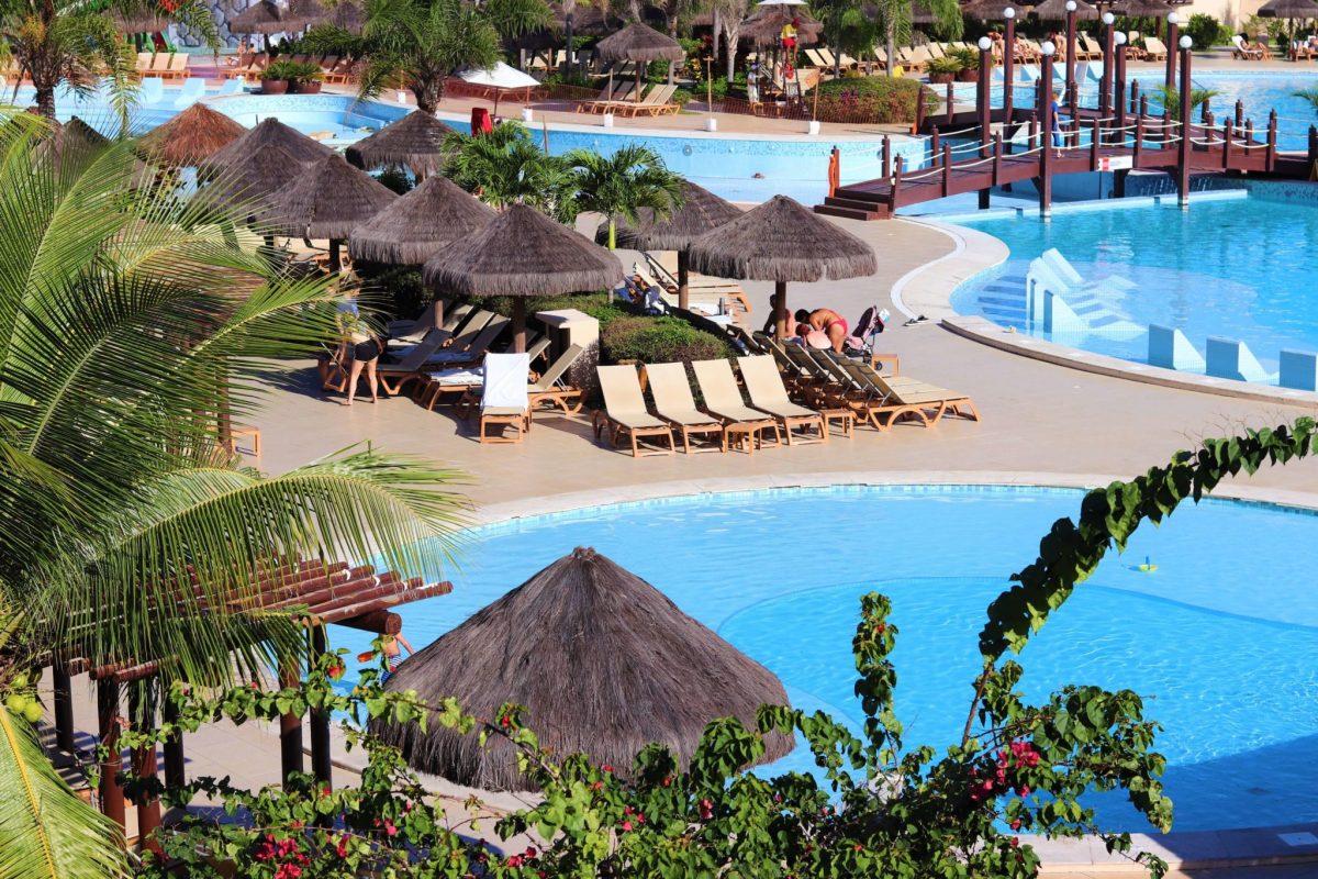 Resorts All Inclusive - Grand Palladium Piscina Principal