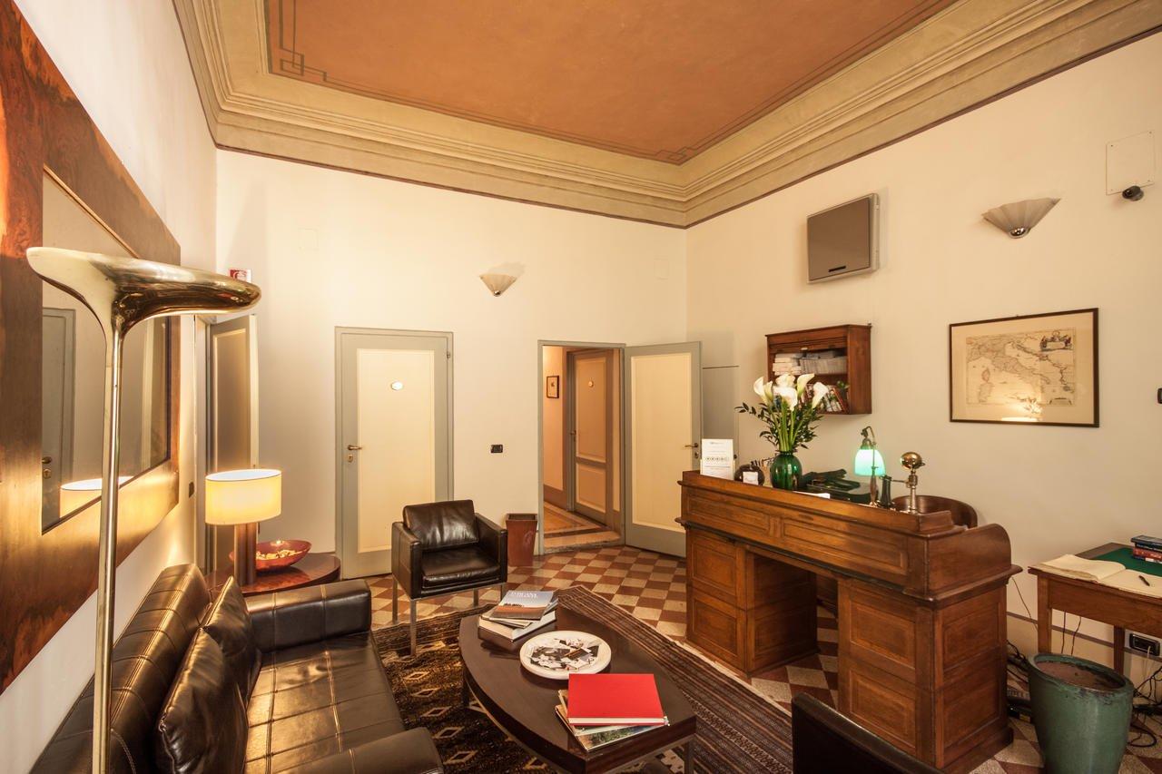 Hotéis em Florença - Casa Rovai