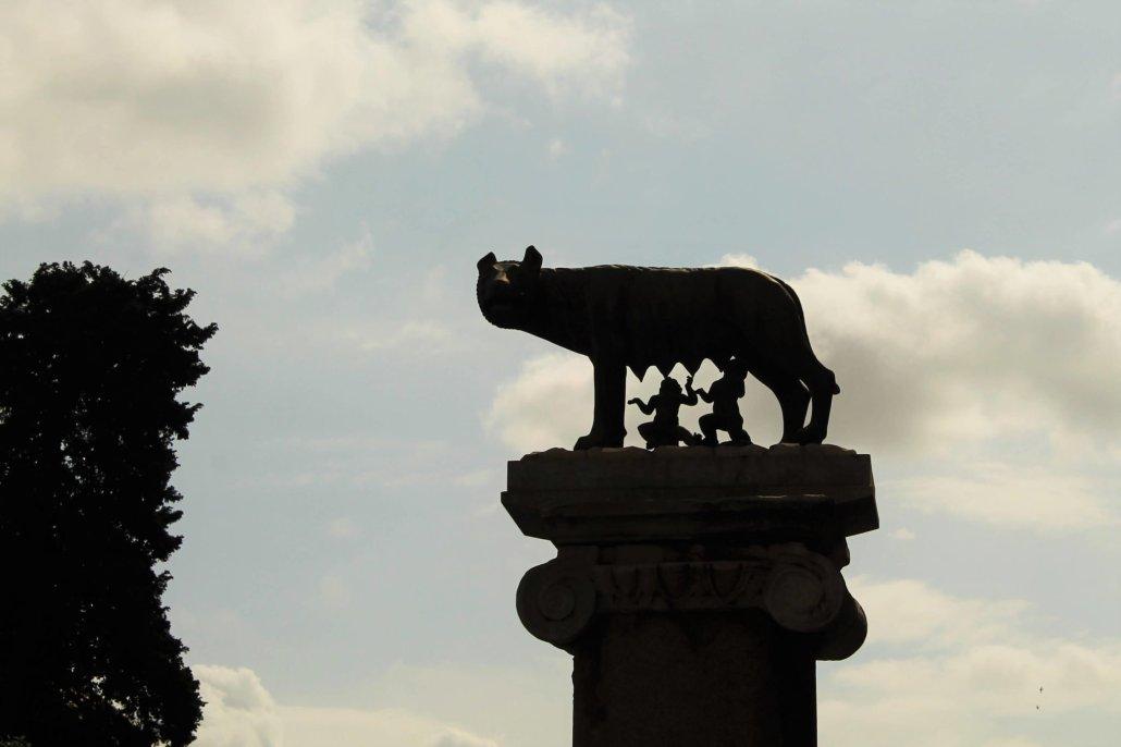Curiosidades sobre o Império Romano - Loba