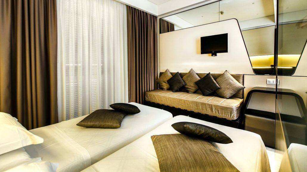 Hotéis em Roma - Hotel Smeraldo