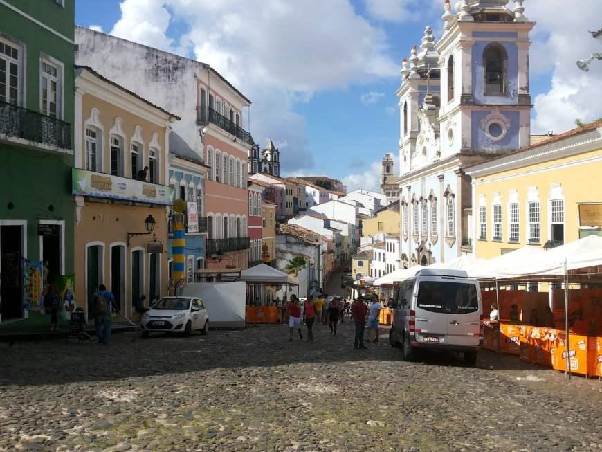 O que fazer em Salvador - Pelourinho