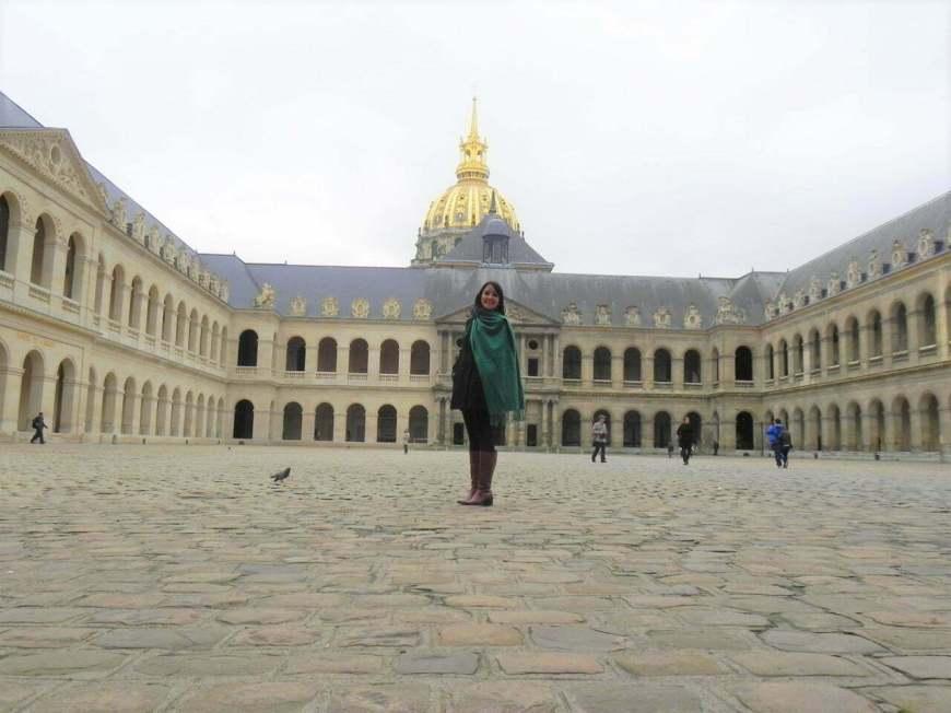 Lugares para visitar em Paris - Invalides