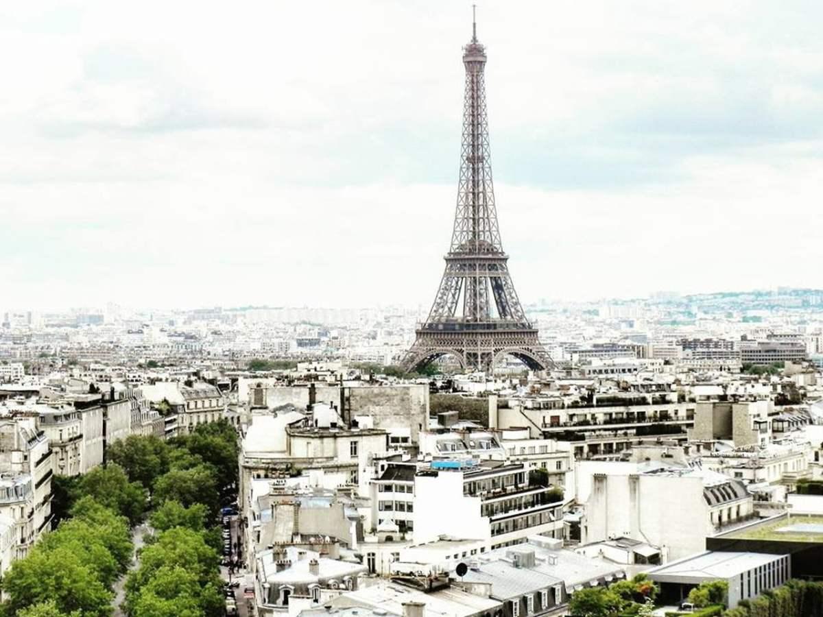Lugares para visitar em Paris - Torre Eiffel