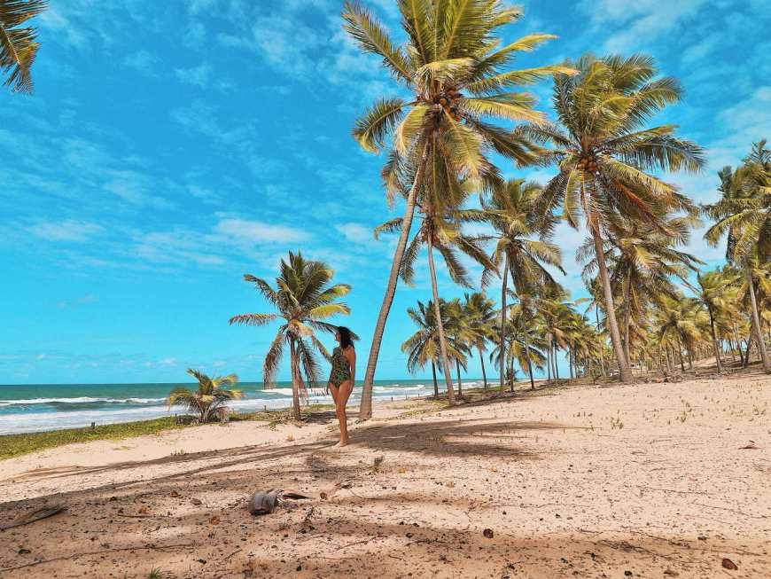 Viagem com Amigos - Praia de Imbassaí