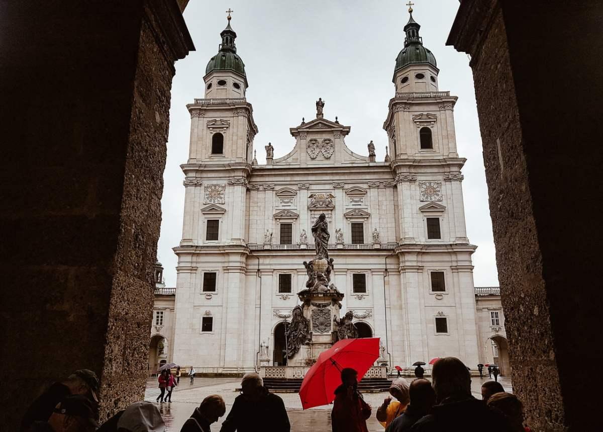 Conheça a Catedral de Salzburg: o primeiro palco de Mozart