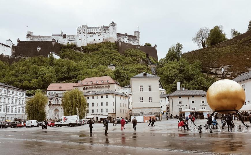 Hohensalzburg - Catedral de Salzburg