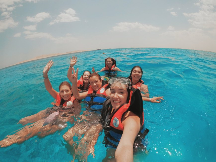 Viagem para Mulheres - Egito