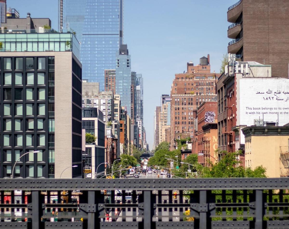 Lugares para visitar em Nova York - The Highline