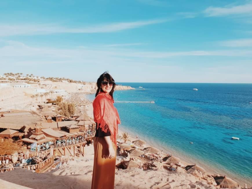 Pontos turísticos do Egito - Sharm el-Sheikh