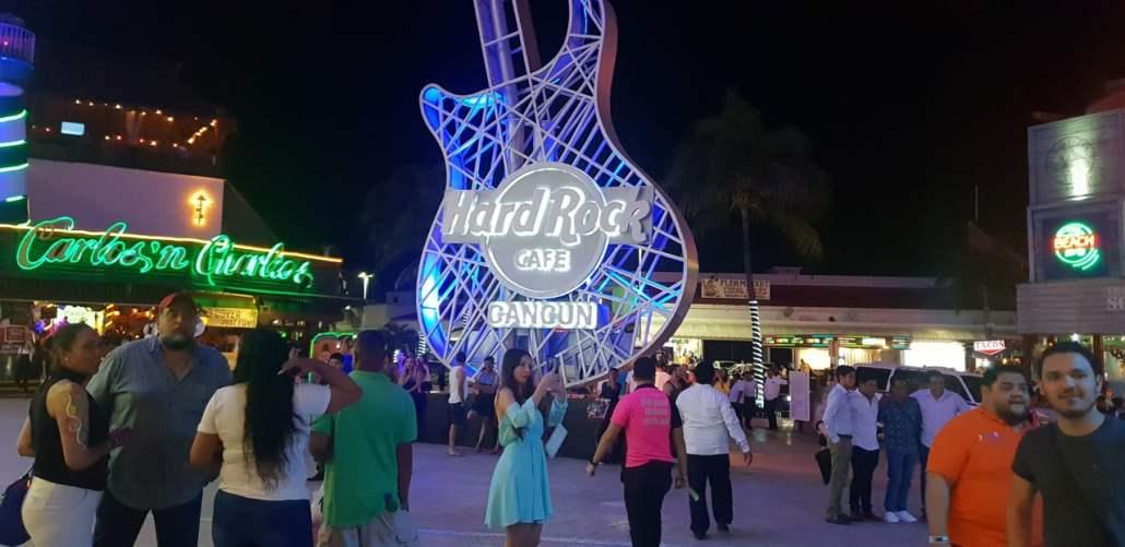 Baladas de Cancún