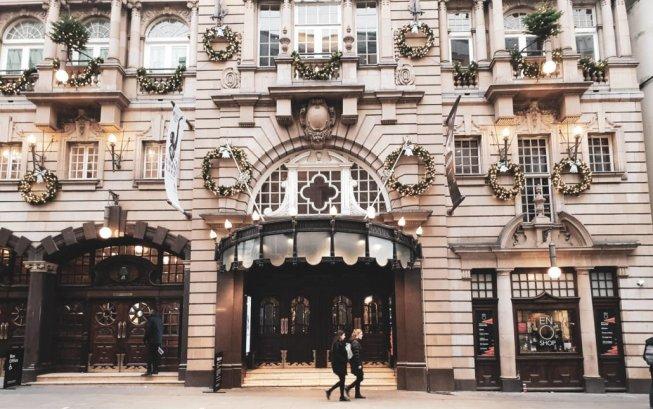 Teatros em Londres