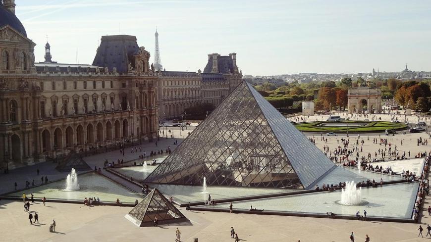 museus em paris louvre