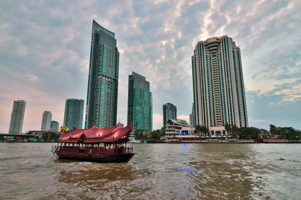 viagem para a tailandia bangkok