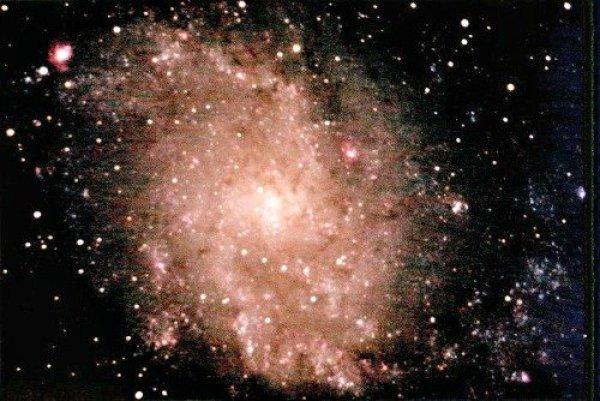 Photo by David Bradley California Nebula