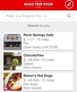 Iphone Road Trip App 14
