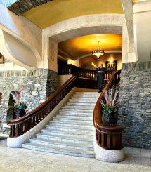 Weekend Brunch Fairmont Banff Springs Hotel