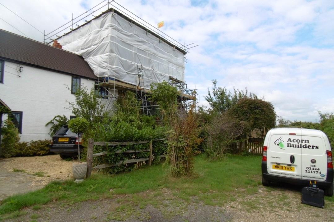 Acorn Builders Ltd insurance sector building specialist
