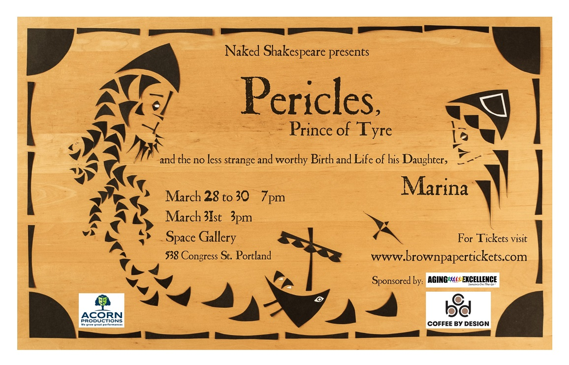 Pericles poster