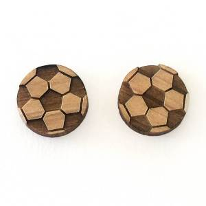 Acorn and Squirrel Soccer Ball
