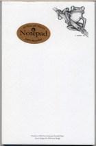 Treefrog Notepad