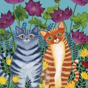 Cats Notecard