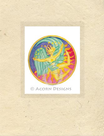 Creativity Lokta Card