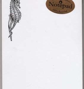 Seahorse Notepad